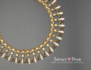 Ray Of Light Necklace - Beading Tutorial
