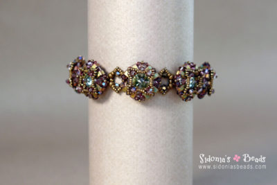 Art Deco Bracelet-Beading Tutorial