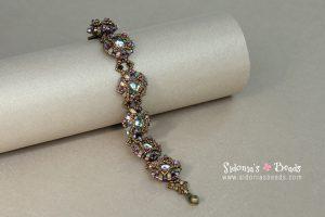 Art Deco Bracelet-Beading Tutorial