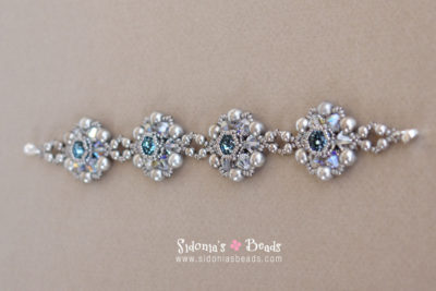 Blooming Bracelet-Beading Tutorial