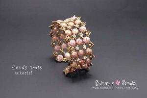 Candy Dots Bracelet - Beading Tutorial