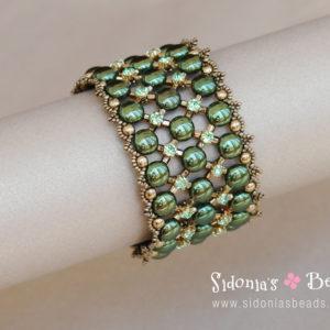 Crystals and Candies Bracelet - Bracelet Tutorial