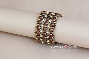 Crystals and Candies Bracelet - Bracelet Tutorial