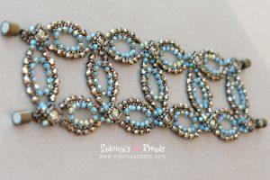 High Circles Bracelet-Beading Tutorial
