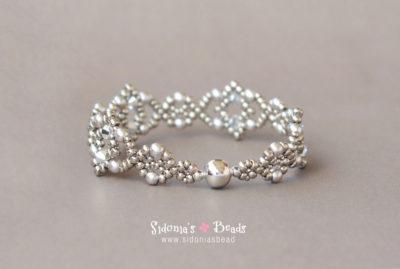Losange Bracelet - Beading Tutorial