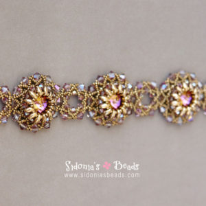 Lotus Flowers Bracelet - Beading Tutorial