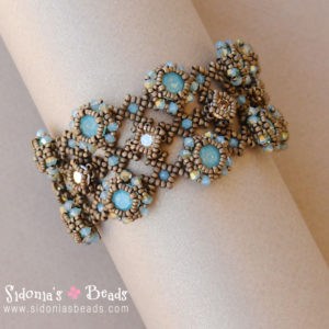 Moroccan Dream Bracelet - Beading Tutorial