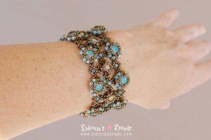 Moroccan Dream Bracelet - Beading Tutorial