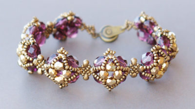 Little Dots Bracelet - Beading Tutorial