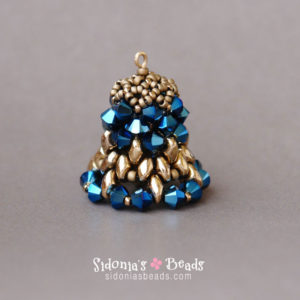 Beaded Bell - Beading Tutorial