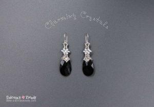 Charming Crystals Eearrings - Beading Tutorial