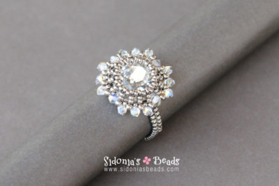 Grace Ring - Beading Tutorial