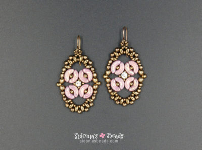 OhLaLa Earrings - Beading Tutorial