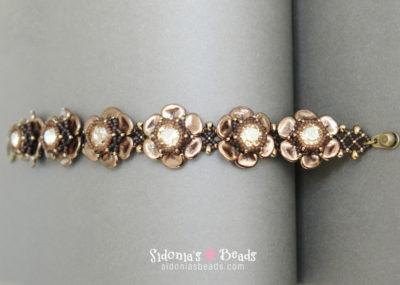 Precious Daisies Bracelet - Beading Tutorial