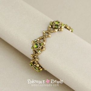 Romantic Bracelet - Beading Tutorial