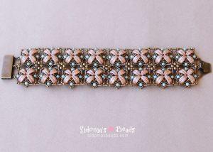Stargazer Lilies Bracelet - Beading Tutorial