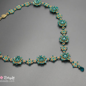 Sweet Romance Necklace - Beading Tutorial