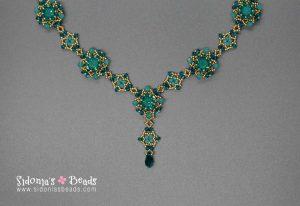 Sweet Romance Necklace - Beading Tutorial