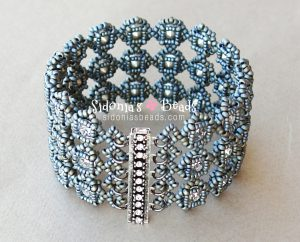 Tennis Passion Bracelet - Beading Tutorial