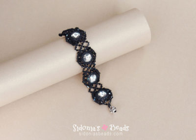 Victoriana Bracelet - Beading Tutorial