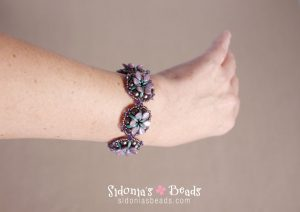 Water Lilies Bracelet - Beading Tutorial