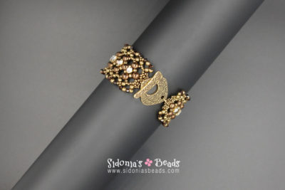 Wear Me Tonight Bracelet - Beading Tutorial