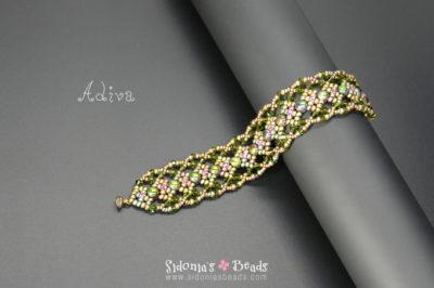 Adiva Bracelet - Beading Tutorial