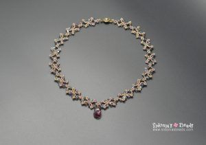 Butterfly Chain Necklace & Earrings - Beading Tutorial