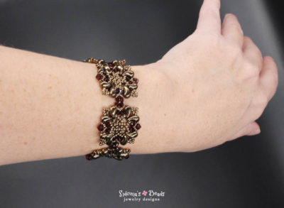 Moorish Tiles Bracelet - Beading Tutorial