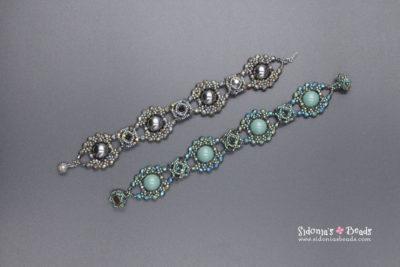Glamorous Bracelet - Beading Tutorial