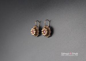 Vintage Style Earrings - Beading Tutorial