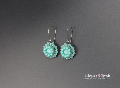 Vintage Style Earrings - Beading Tutorial