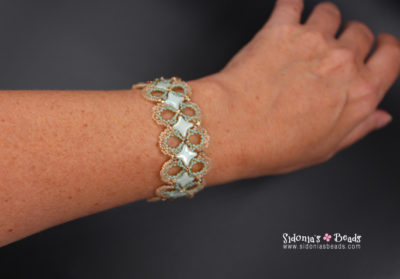 Starry Bracelet - Beading Tutorial