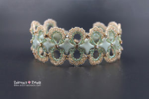 Starry Bracelet - Beading Tutorial