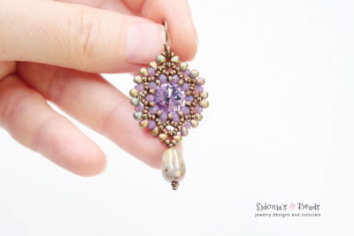 marquise-earrings-beading-tutorial-04