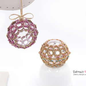 Beaded Bauble Tutorial