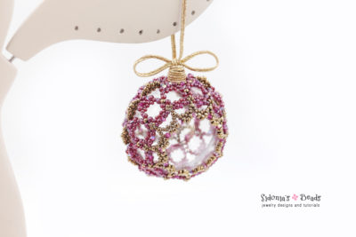 Christmas Tree Ball Tutorial